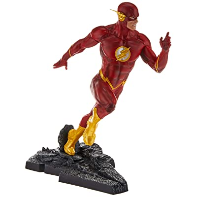 DC Collectibles DC Core: The Flash PVC Statue: Toys & Games