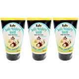 Amazon Price History for:DSE Baby Anti-Monkey Butt Cream, 3 Ounce, 3 Count