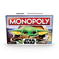 Monopoly: Star Wars The Child Edition Board Game Deals