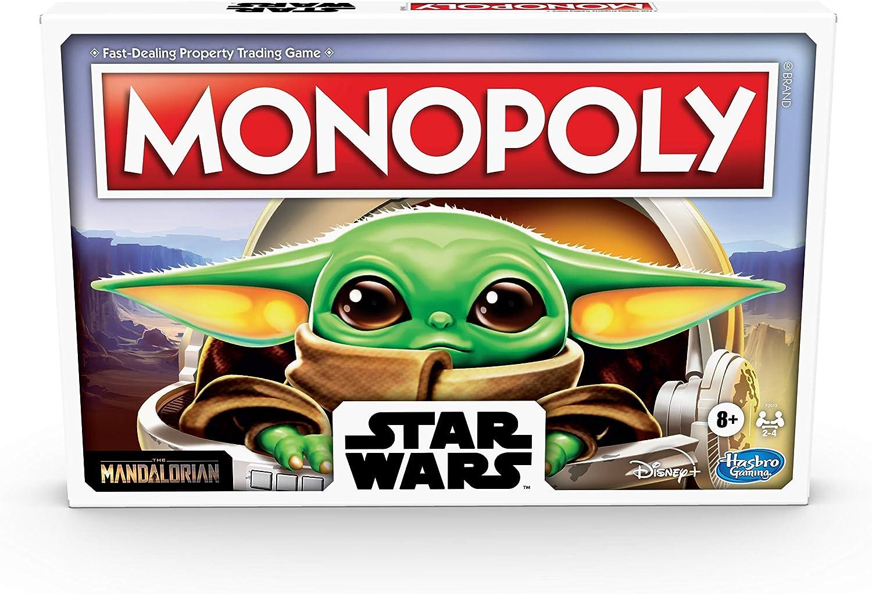 Portada de la caja del juego Monopoly