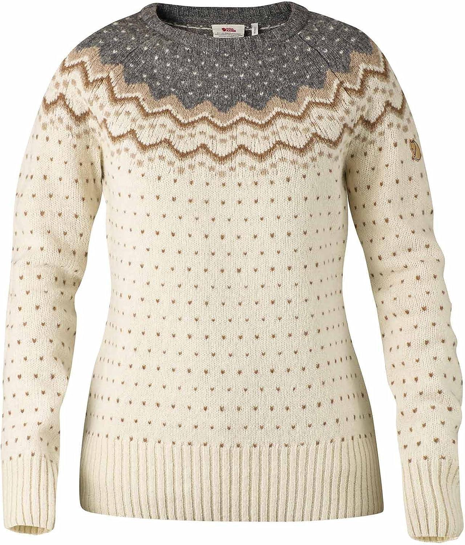 FJALLRAVEN Womens /Övik Knit Sweater W Jersey