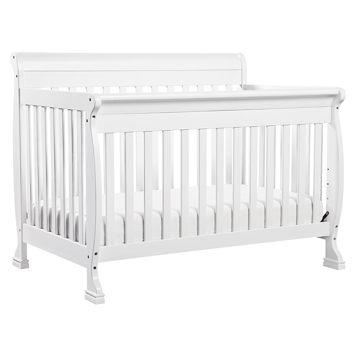 have davinci convertible crib and combo it changer to kalani in pin