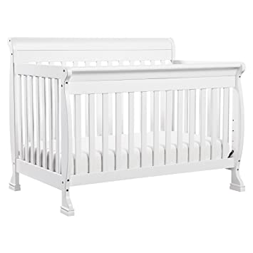 Amazon DaVinci Kalani 4 In 1 Convertible Crib White Baby