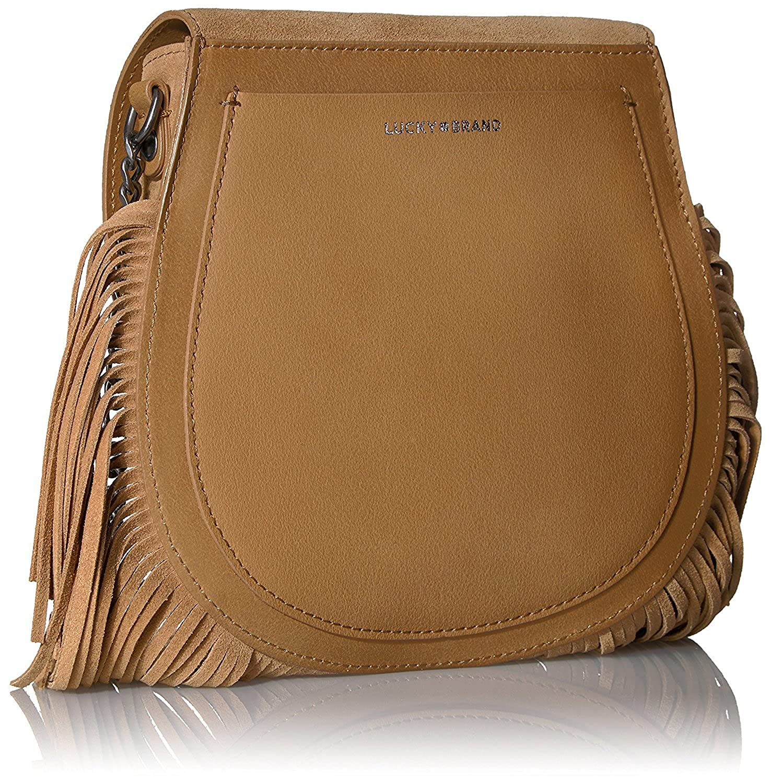 Lucky Brand Women s Maya Small Crossbody Riviera Crossbody Bag  Amazon.in   Shoes   Handbags 866b4aa0a9d1e