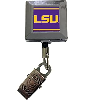 aminco LSU Tigers Badge Reel