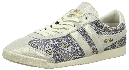 Gola Bullet Liberty MB, Zapatillas para Mujer, Off-White (Off White/Multi OW), 36 EU: Amazon.es: Zapatos y complementos