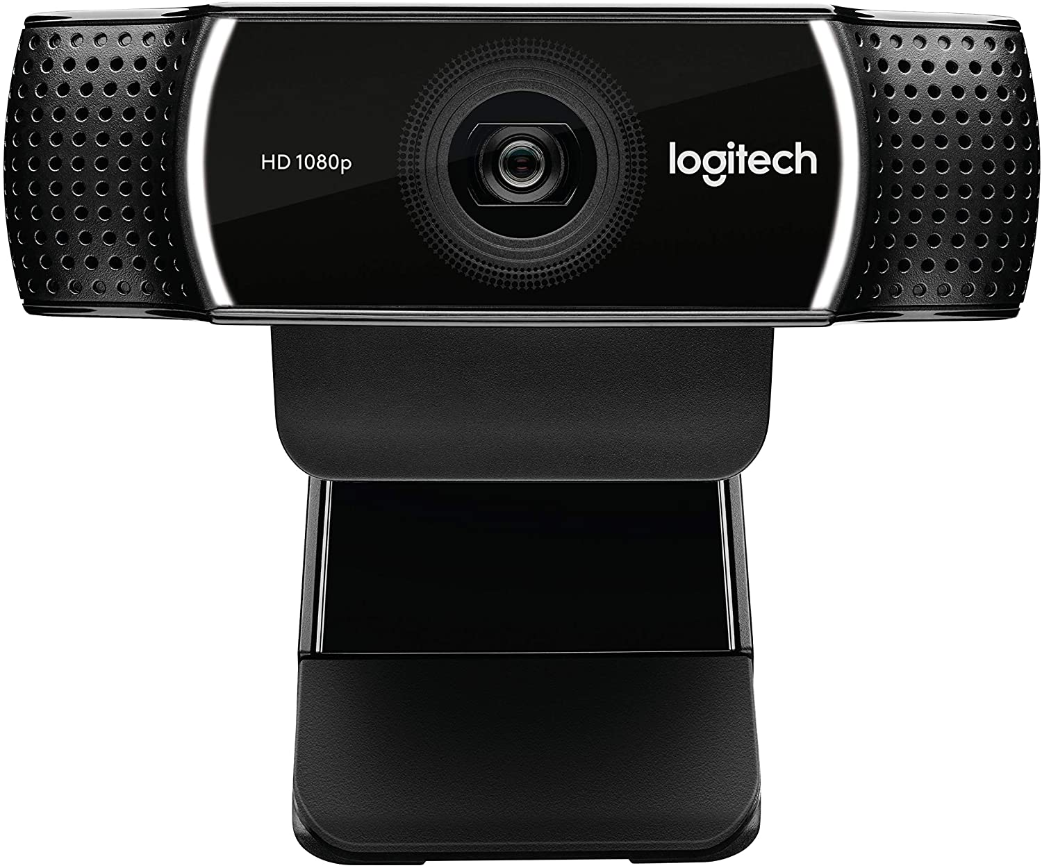 Amazon Com Logitech 1080p Pro Stream Webcam For Hd Video Streaming And Recording At 1080p 30fps Computers Accessories
