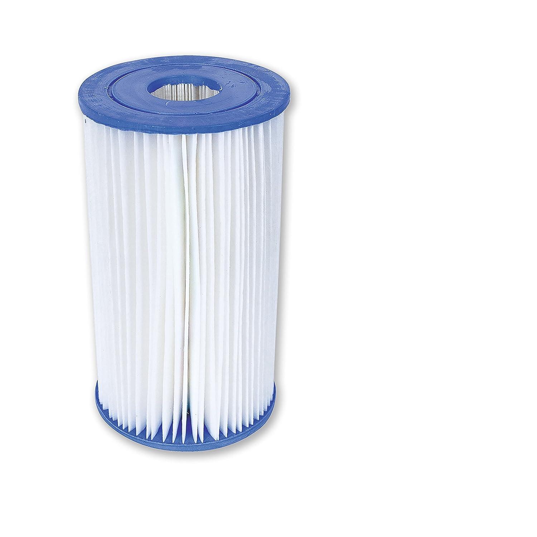 Bestway Pool Filter Cartridge Blue WIOJP 58095