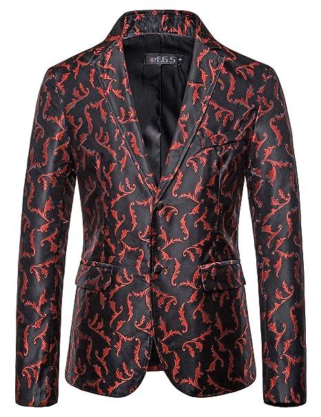 Amazon.com: ief.G.S - Vestido de fiesta para hombre, diseño ...