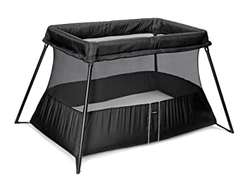 e51115266b6 Amazon.com   BABYBJORN Travel Crib Light 2