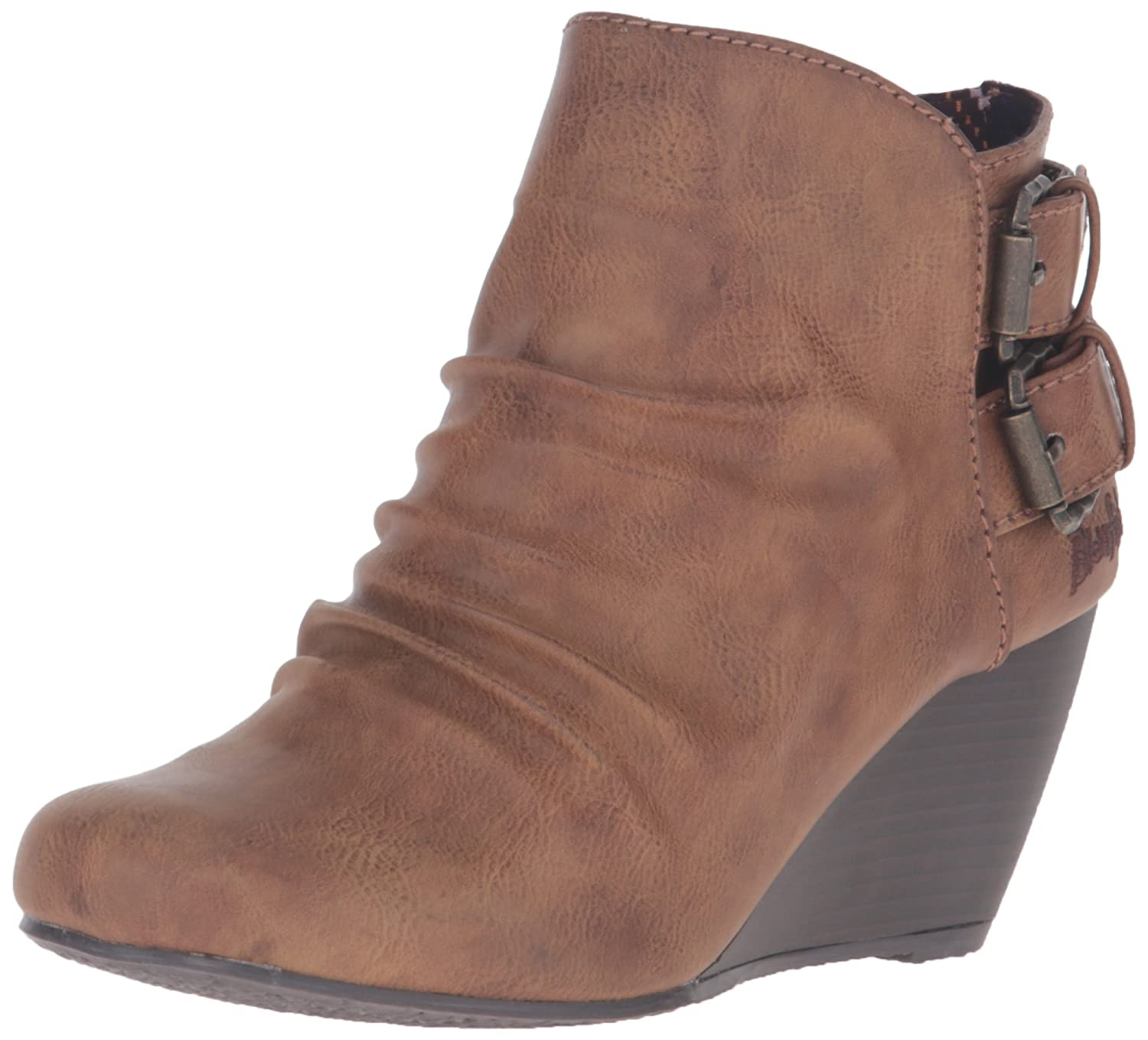 Whiskey Old Ranger Blowfish Women's Bug Ankle Bootie
