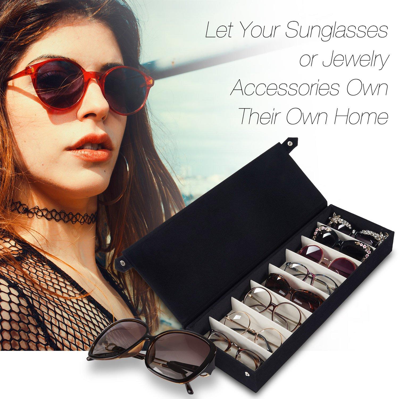 c7bb3973634 Moldiy Sunglasses Storage Boxes