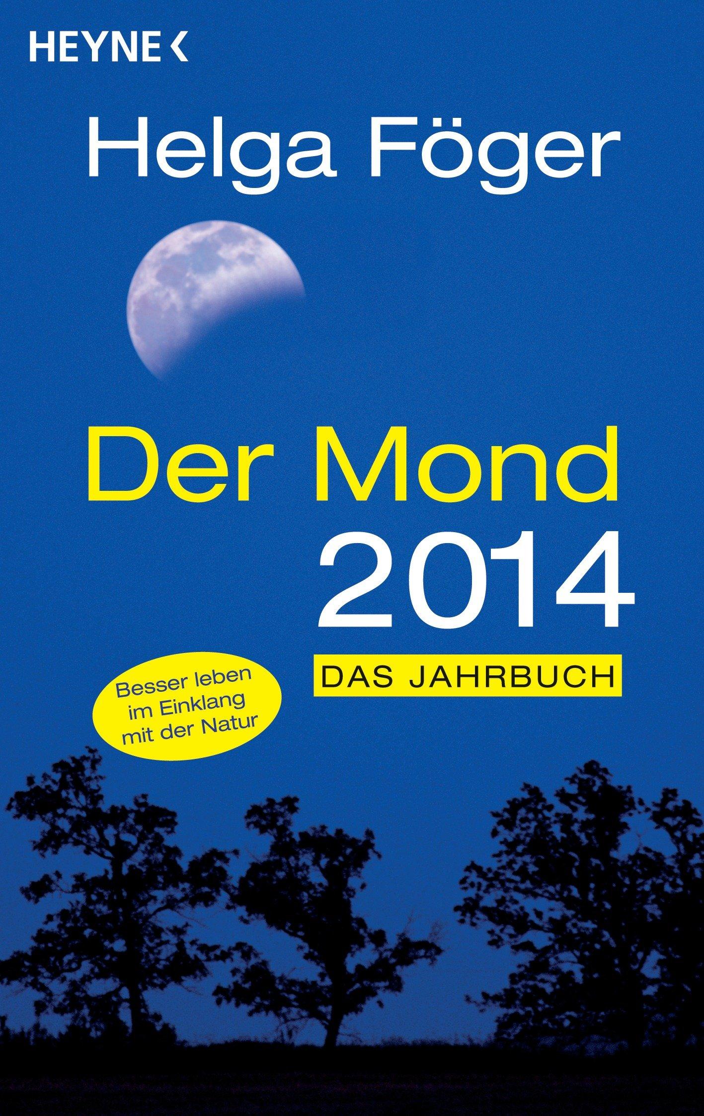 Der Mond 2014: Das Jahrbuch