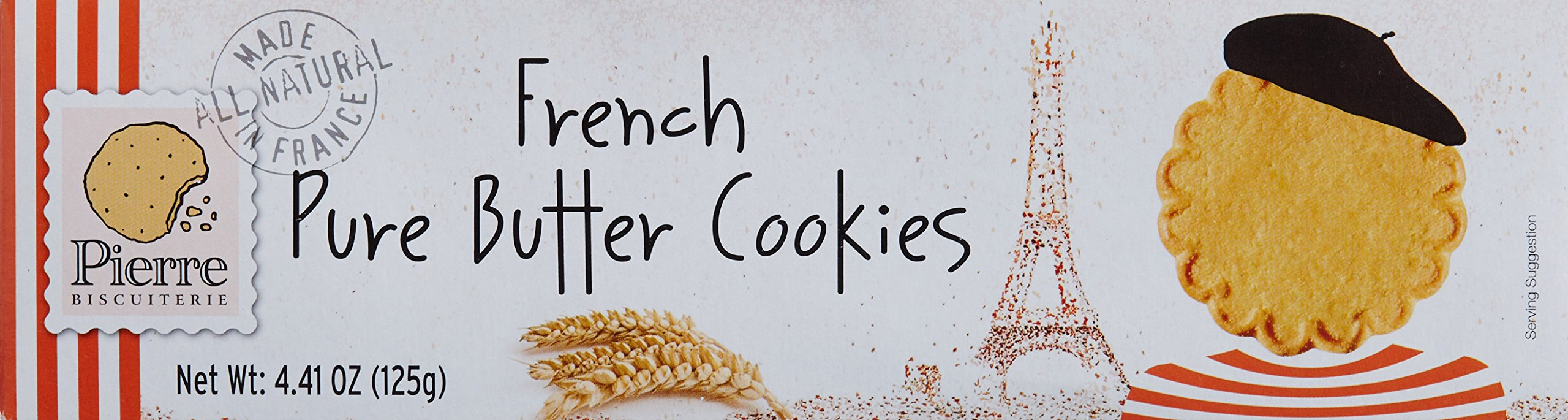 Biscuiterie Pierre All Natural Butter Cookies