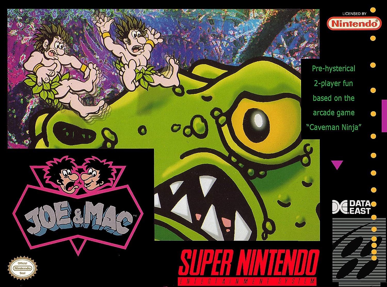 Amazon.com: Joe & Mac: Video Games