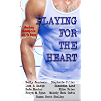 Playing for the Heart: Hockey Romance Box Set