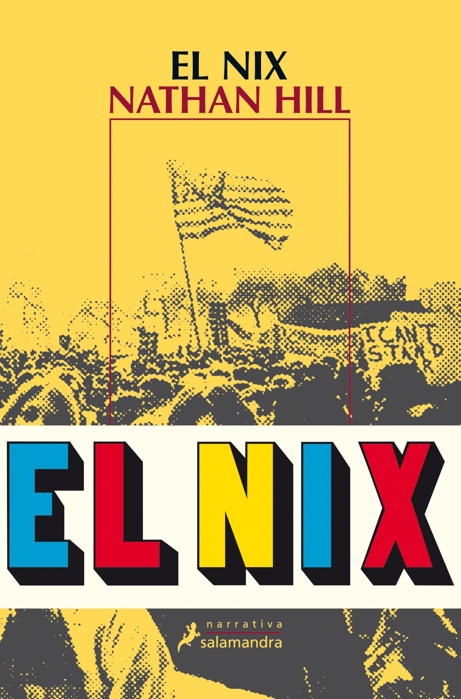 El Nix (Spanish Edition): Nathan Hill: 9788498388695: Amazon com: Books