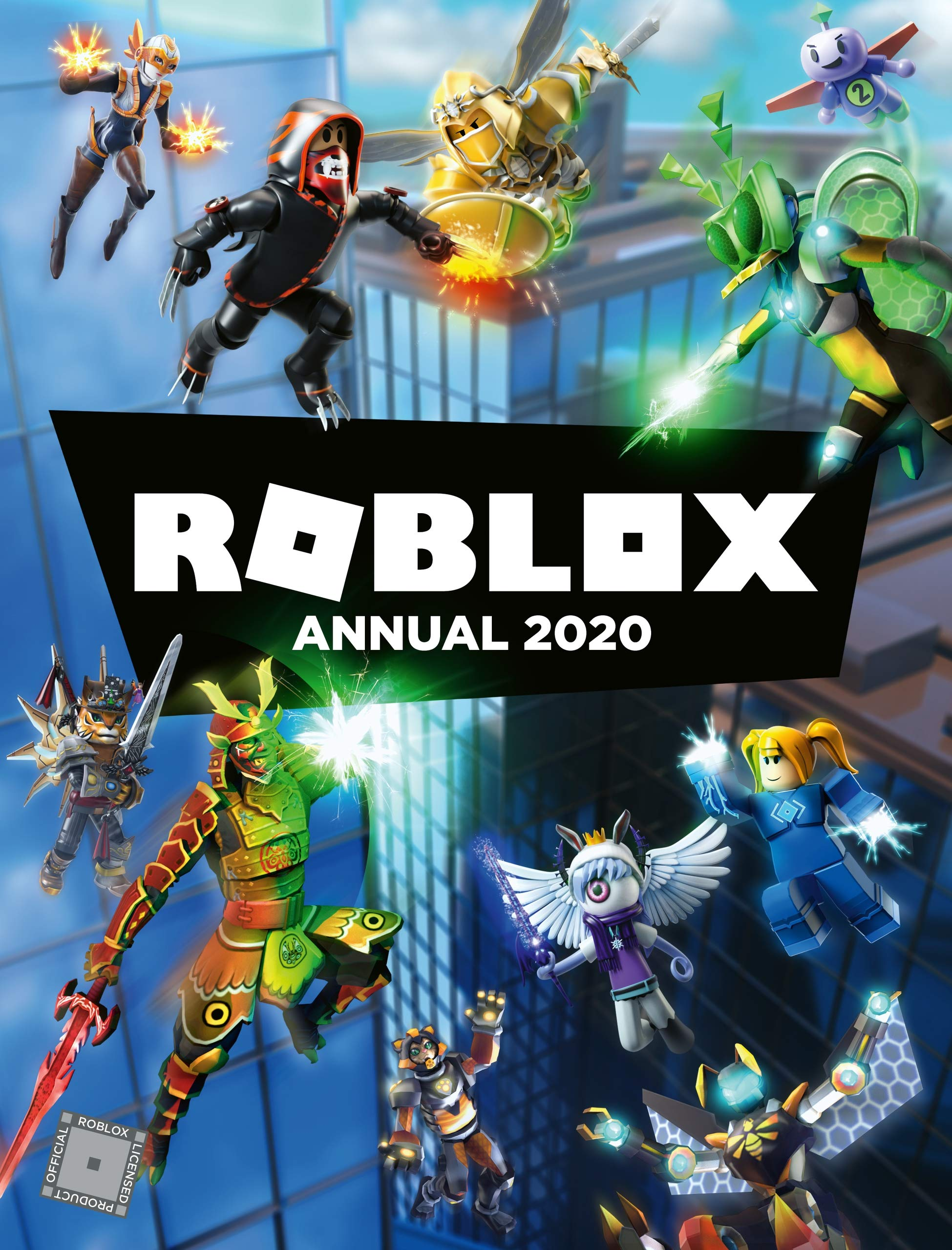 Roblox Annual 2020 (Annuals 2020): Amazon.es: Egmont ...