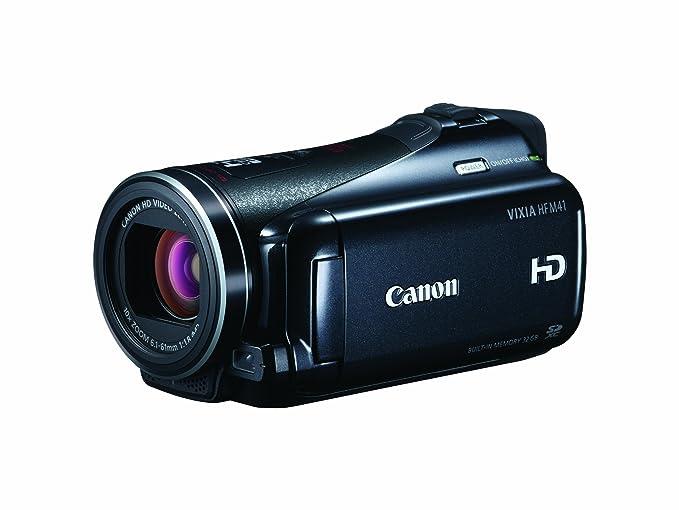 Review Canon VIXIA HF M41