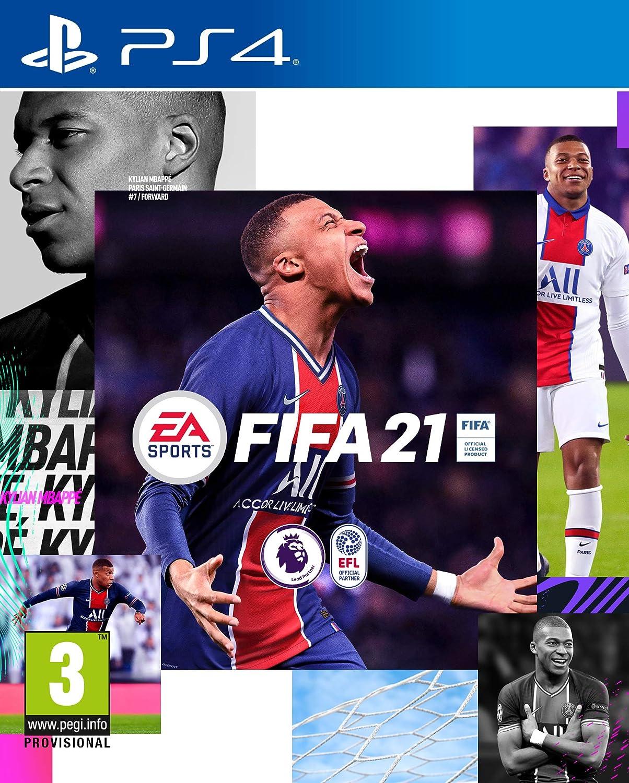 PS4 - FIFA 21 - [Versión Inglesa]: Amazon.es: Videojuegos
