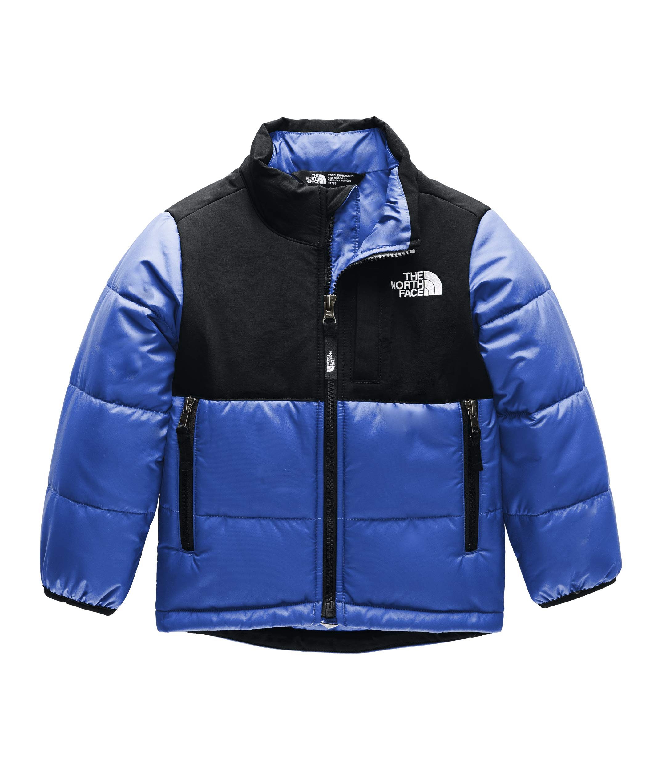 The North Face Toddler Balanced Rock Insulated Jacket, TNF Blue, 4T by The North Face