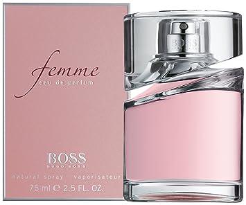 9a3a2fb3493 Hugo Boss-boss - BOSS FEMME eau de perfume spray 75 ml: Amazon.co.uk ...