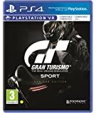 Gran Turismo Sport Day One Edition - PSVR Compatible (PS4)