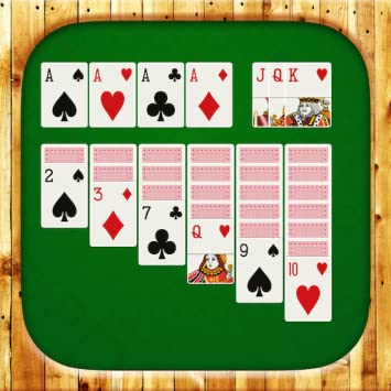 amazon com solitaire klondike classic solitaire games for kindle