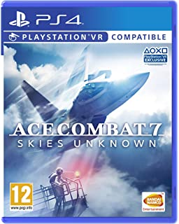 Amazon Com Ace Combat 7 Skies Unknown Playstation 4
