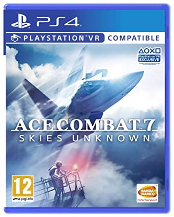 Ace Combat 7: Skies Unknown (PS4): Amazon co uk: PC & Video