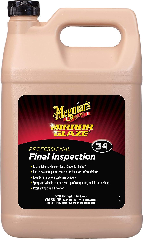 Meguiar S Mg 34 Final Inspection 3 78l Auto