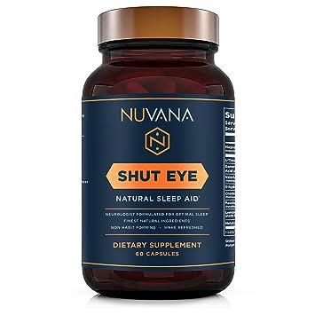 Amazon.com: Sleep Aid s Natural Herbal Sleep Supplement ...