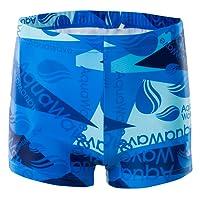 AquaWave Kinder Kurze Badehose Schwimmhose Hose Trunks Jungen - Sportlich und Bequem, Ideal Zum Schwimmen und Baden - Tagnaro Jr