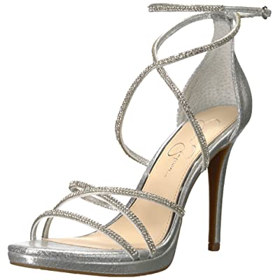 Jessica Simpson Women's Jaeya Heeled Sandal | Sandals
