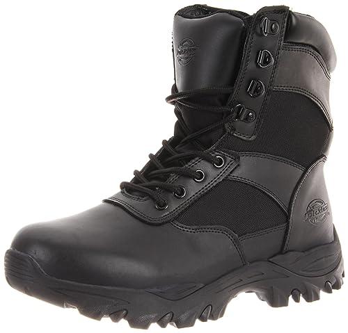 0b1492ca68 Amazon.com | Dickies Men's Spear 8'' Side-Zip Boot | Industrial ...