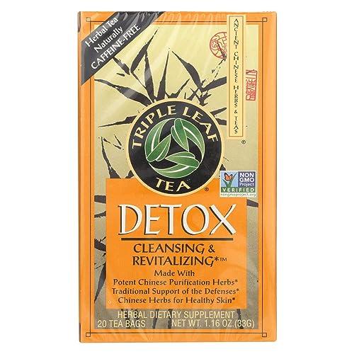 Triple Leaf Tea Detox