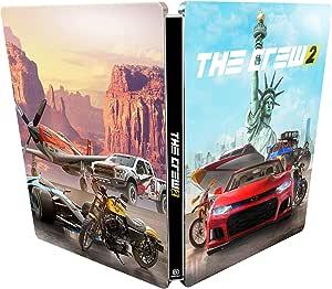 The Crew 2 Steel Box (PS4)