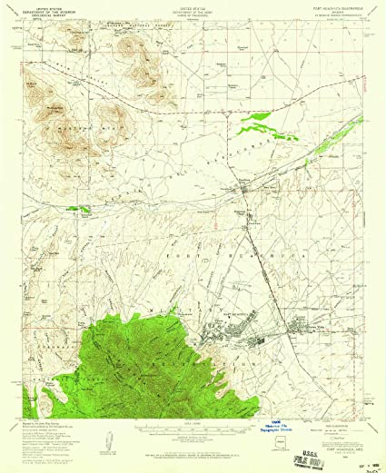 Amazon.com : YellowMaps Fort Huachuca AZ topo map, 1:62500 Scale, 15 on lake fort smith map, huachuca canyon map, chiricahua national monument map, mwr fort hood map, fort lesley j. mcnair map, fort gillem map, ft a.p. hill map, ft huachuca post map, sierra vista map, leonard wood map, tucson map, fort hamilton map, fort a.p. hill hunting map, huachuca mountains trail map, canyon de chelly national monument map, huachuca city map, ft dix training area map, ft huachuca building map, fort custer map, fort jackson map,