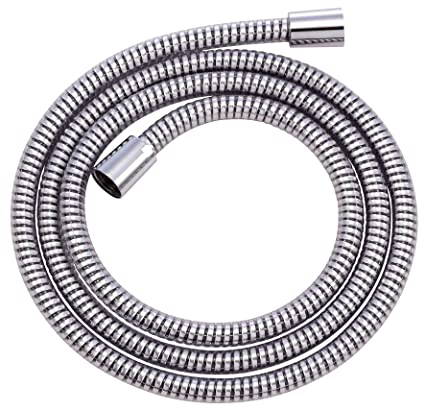 danze d469030 m flex shower hose with brass conical nuts 72 inch