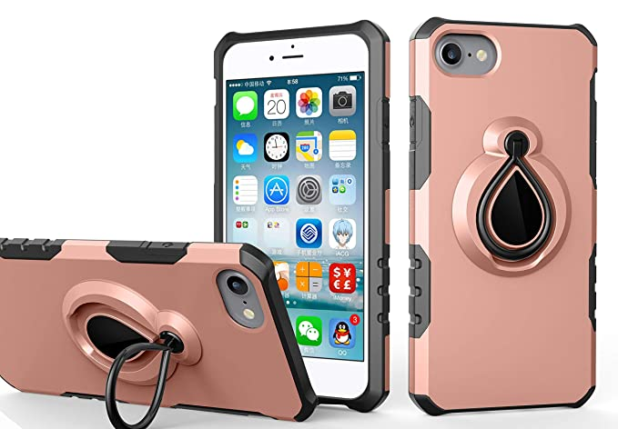 Amazon.com: iPhone 7 Funda, iPhone 8 Funda, fineworld forma ...