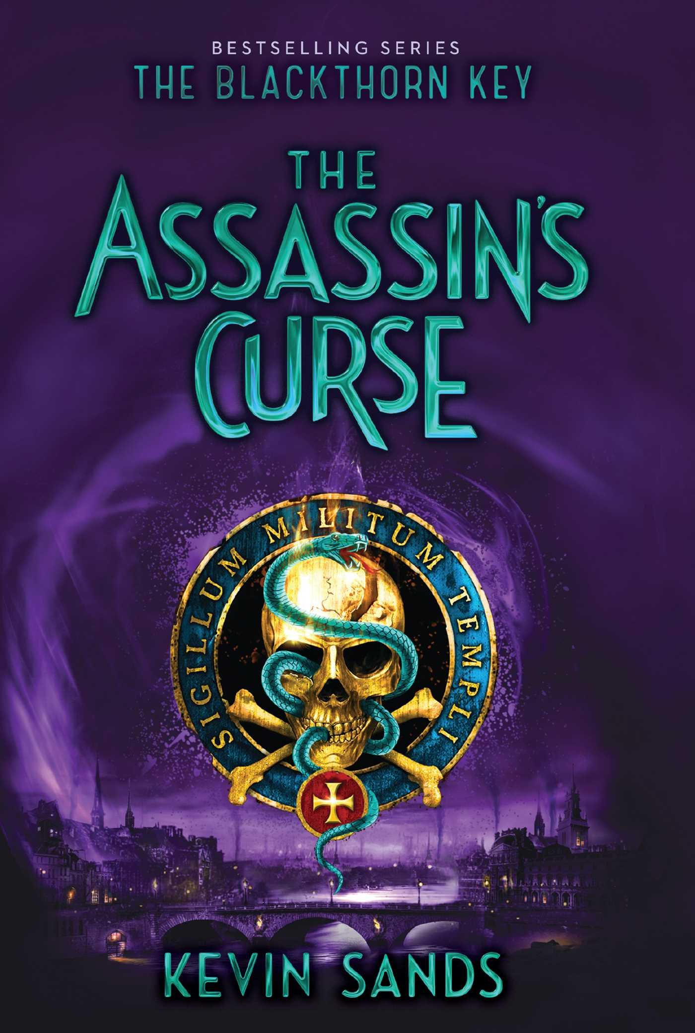 The Assassin's Curse (The Blackthorn Key, Band 3)