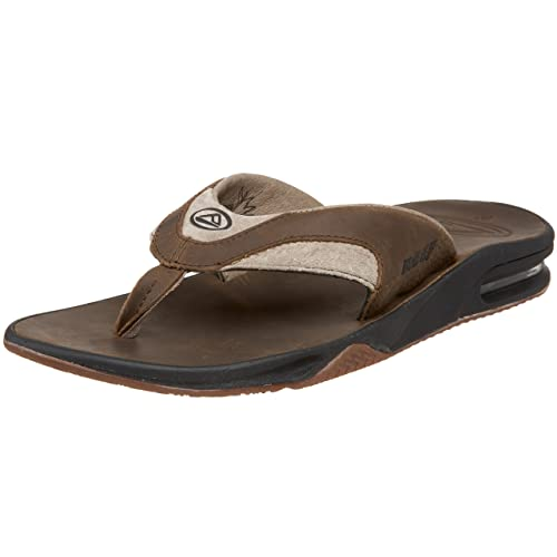 a61e48d49aa Reef Men s Fanning Ultimate Sandal