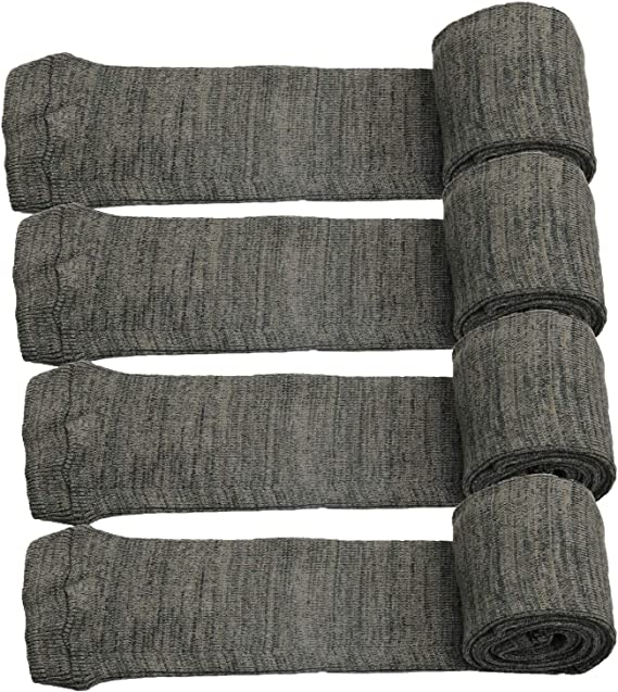 GUGULUZA Silicone Treated Knit Gun Socks 52
