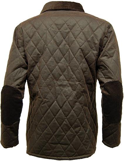 Game - Abrigo - chaqueta guateada - Básico - Manga Larga - para mujer Marrón marrón: Amazon.es: Ropa y accesorios