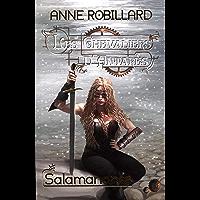 Les Chevaliers d'Antarès 05 : Salamandres (French Edition)