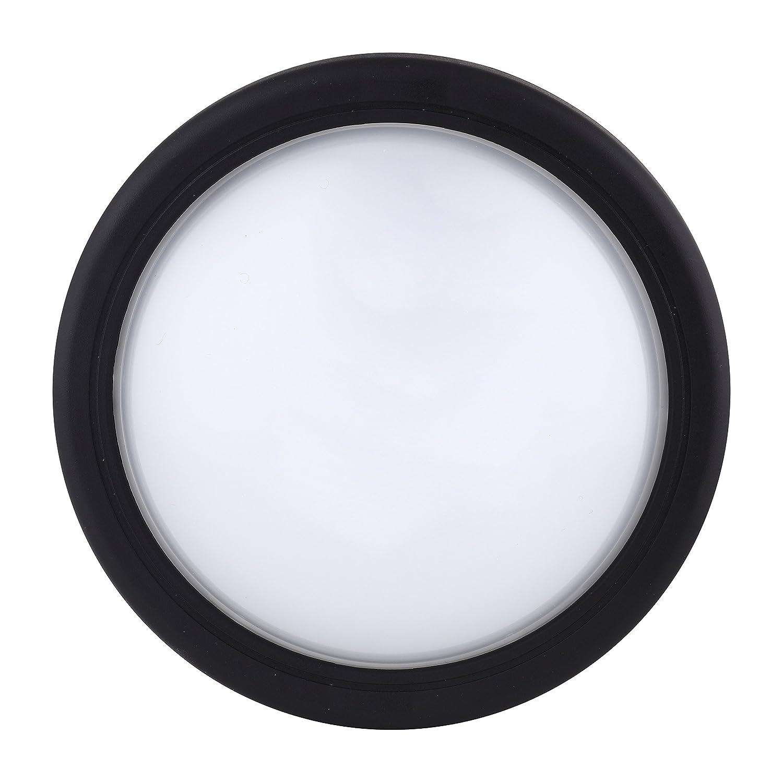 IBV LED - Lampada da parete per esterni, IP65, in plastica impermeabile
