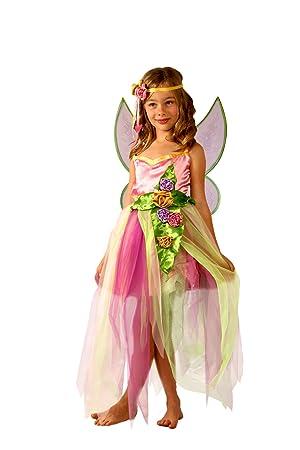 César - Disfraz de hada para niña, talla 3-5 años (F243-001)
