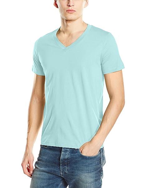 Stedman Apparel Herren T-Shirt James (V-Neck)/St9210 Premium: Amazon.de:  Bekleidung