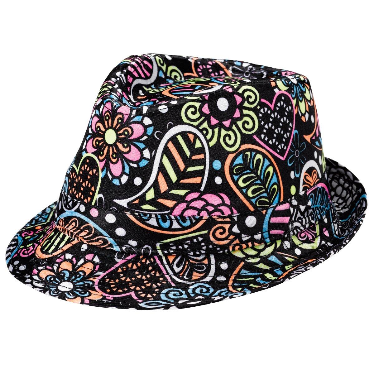 Creativity for Kids Fedora-ble Fashion