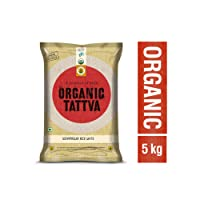 Organic Tattva Sona Masuri Rice White Polished, 5kg